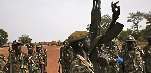 SPLA soldiers in Unity State are ready to fight according to Paul Mac Bol (23.04.2012).