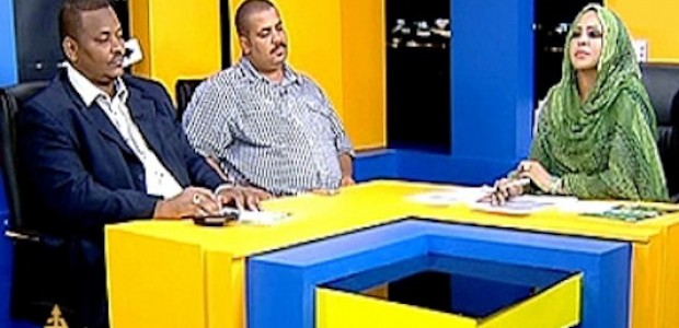 برنامج قناة الشروق المحطة الوسطى، التوك الشو الوحيد المنتج في السودان.