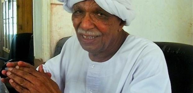 محمد مختار الخطيب، السكرتير السياسي الجديد للحزب الشيوعي السوداني يوم الاثنين 11 يونيو الجاري.