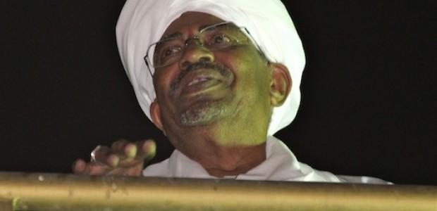 الرئيس عمر البشير، 24 أكتوبر 2010.