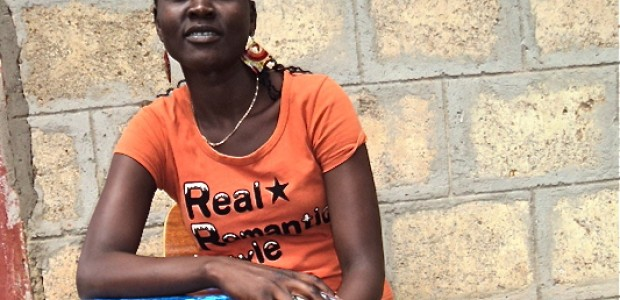 Kojo Jackline, a South Sudanese living in Uganda says it is her right to dress the way she likes, May 3.
