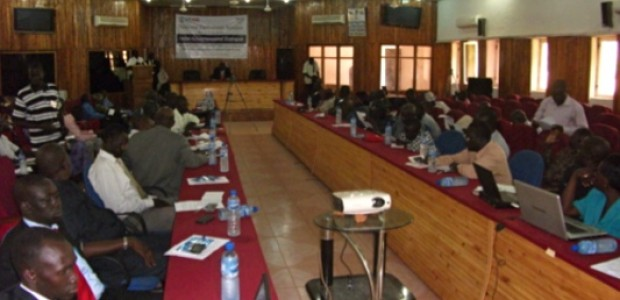 Participants during the Greater Bahr El-Ghazal Inter-Governmental Dialogue, May 30.