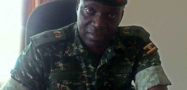 UPDF Spokesman Paddy Ankunda, April 22.
