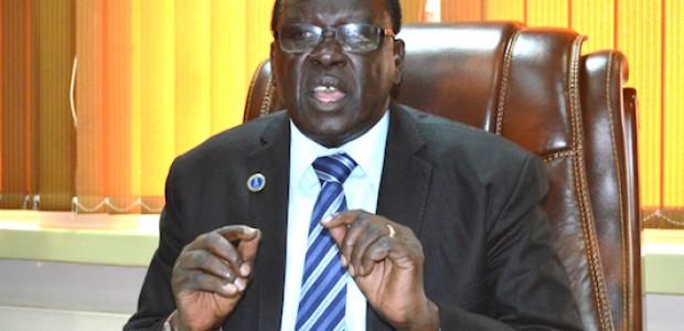 وزير الزراعة جنوب السوداني، بيدا مشار دينق، 19 أغسطس.