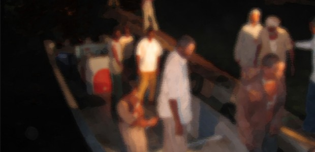مهربون للسلاح تم القبض عليهم في بورتسودان، سادس مايو 2009.