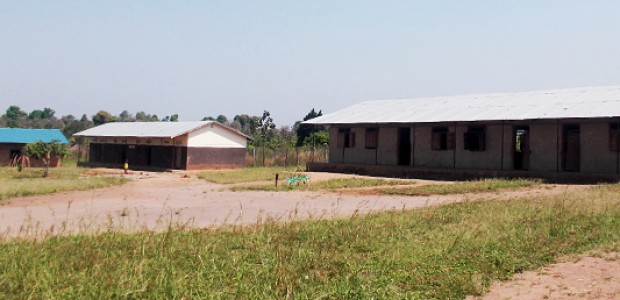 The Dream Land Nursery and Primary School, a school for orphans in Yei Sanja Siri area, May 9, 2015.