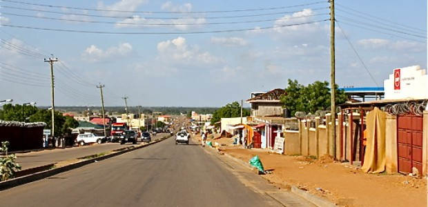 Southern sudan hit by severe fuel shortages the niles because fuel has become a rare commodity in southern sudan vehicle traffic in juba has sciox Images
