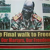 The late John Garang spearheaded the struggle of South Sudan.