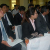 Chinese investors during last year's forum exploring business opportunities in South Sudan (10.2011).