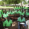 Hundreds of pupils at Riak-Dor school in Rumbek County study under trees because of lack of proper classroom space, June 7.