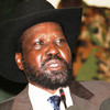 South Sudan President, Salva Kiir Mayardit, criticises police for failing to arrest criminals in Juba.