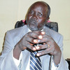Dr. Kuol Pal, the Academic Secretary of the University of Bahr el-Ghazal.