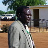 Speaker of the Eastern Equatoria State Legislative Assembly, EESLA Emmanuel Ocholimoi, August 23, 2012.