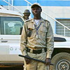 Yugo Moses graduated from Juba University in 2010 with a degree in law. Today he is working as guard for Veteran Security Services (VSS).