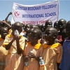 Qualified teachers are necessary for the intellectual development of children in South Sudan.