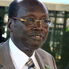 South Sudan's Foreign Minister Barnaba Benjamin Marial, February 9.
