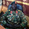 James Koang Chol, Commander of the SPLA's 4th Division in Unity State, February 25.