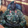 James Koang Chol, SPLA 4th Division Commander in Unity State, February 25.