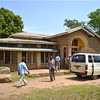 The building opposite Spirit FM in Yei, where the services will be rendered in the near future, March 11.