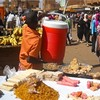 A market in Sudan's capital Khartoum, March 2013.