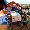 Five UNMISS peacekeepers from India lost their lives when their convoy was ambushed in Jonglei State on April 9. Seven civilians working with UNMISS -- two national staff and five contractors-were also killed in the attack.