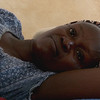 A Fistula patient admitted in Wau Teaching Hospital, November 2013.
