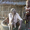 People affected by the violence in Jonglei State's Pibor County.