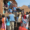 IDPs in Bentiu, January 10.