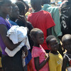 IDPs displaced by violence in South Sudan, January 2014.