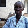 Mrs Sabina Kolong Paul in Juba Teaching Hospital