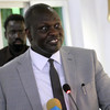 Riek Machar in 2013. (photo: النيلان | أكيم موجيزا)