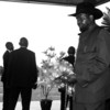 South Sudan President Salva Kiir Mayardit at the John Garang Mausoleum in Juba, July 2015. (photo: The Niles | Akim Mugisa)