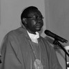Catholic Auxiliary Bishop Santo Loku Pio in Juba, March 27, 2012.