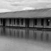 A flooded school in Warrap State, October 19, 2015.
