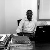 Economist James Alic Garang in his office at the Ebony Center in Juba, May 4, 2016. (photo: James Alic Garang)