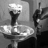 A shisha being prepared in Juba on May 31, 2016.