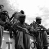 SPLA-IO soldiers in South Sudan's capital Juba, April 25, 2016. (photo: The Niles | Waakhe Simon Wudu)