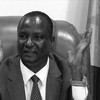 First Vice President Taban Deng Gai in Juba, August 2, 2016.