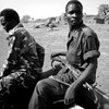 Rebels in Sudan's Southern Kordofan region on April 24, 2012. (photo: The Niles | Marc Hofer)