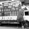 Loaded: lorries are often loaded above capacity to maximise profits. (photo: The Niles | Mugume Davis)