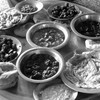 An assortment of Sudanese dishes.