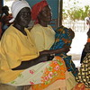 Women in Yei discussing about domestic violence (19.11.2005).