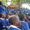 Pupils in the future Republic of South Sudan will learn about human rights at school.