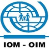 The International Organisation for Migration Logo