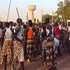 People in Juba celebrating, whilst people in Abyei shed tears of mourning.