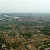 A view from above: Juba town.