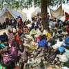 Thousands of people displaced by conflict in Kadugli, the capital of Southern Kordofan State, have sought refuge in an area secured by the UN Mission in Sudan (UNMIS) outside the city.