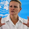 Lise Grande, UN Resident and Humanitarian Coordinator in South Sudan.