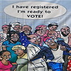 Registration was just one of the crucial steps for the eligible voters.