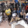 Street children in Rumbek